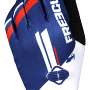DEVO COLLEGE GLOVES - BLUE RED - VUE2