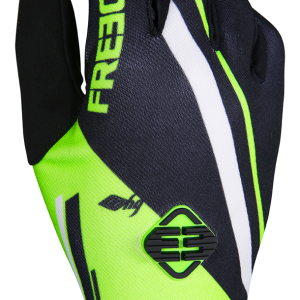 DEVO COLLEGE GLOVES - NEON GREEN