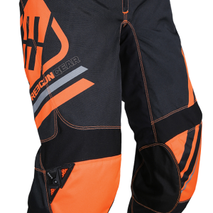 DEVO COLLEGE PANT - NEON ORANGE