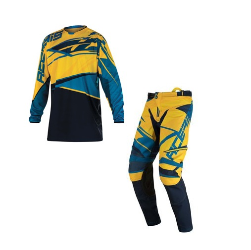 xgear yellow blue